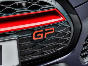 Adesivi GP anteriore posteriore Mini John Cooper Works GP 2020