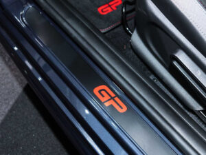 Adesivi GP battitacco Mini John Cooper Works GP 2020