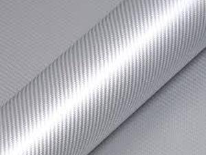 Adesivo in rotolo Hexis Silver Carbon Fiber HX30CAGMEB