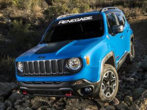 Jeep Renegade gadget adesivi artestick