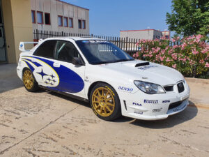 Subaru Impreza STI kit adesivi replica livrea WRC 2006