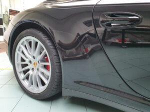 Kit-adesivi-trasparenti-protettivi-Porsche-997 carrera 4s