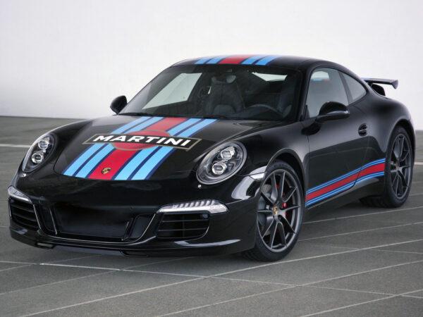 Porsche 911 Carrera S Martini Racing Edition