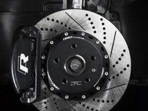 Volkswagen kit adesivi pinze freni personalizzate VW R