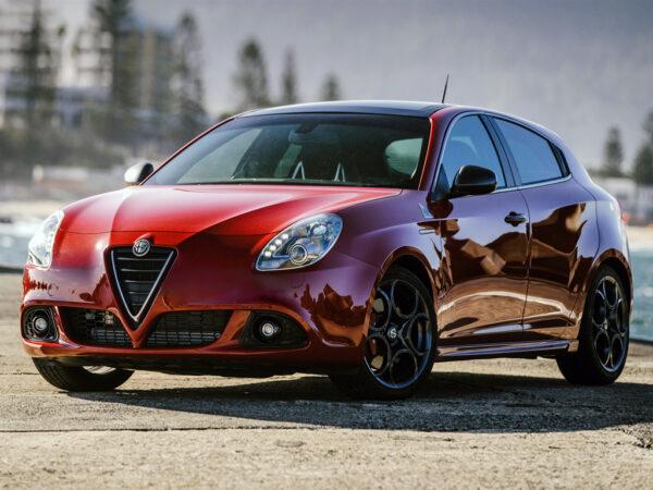 Alfa Romeo Giulietta gadget adesivi artestick