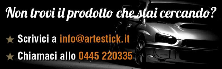 Non trovi il prodotto che stai cercando? scrivici o chiamaci artestick