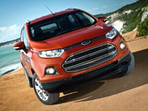 Ford Ecosport gadget adesivi artestick