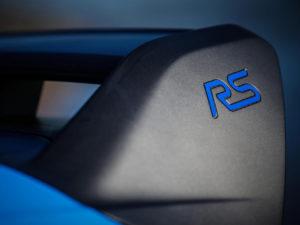 Ford Focus RS kit adesivi laterali per spoiler RS