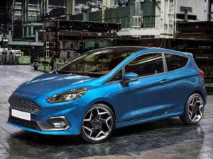 Ford Fiesta ST 2019 adesivi shop artestick
