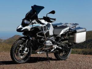 BMW GS R1200 Adventure kit adesivi replica personalizzati R1200