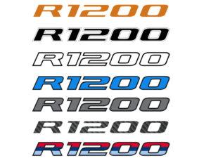 kit coppia adesivi sticker bmw gs r1200 adventure