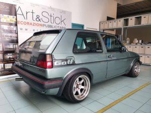 Volkswagen Golf 2 kit fasce laterali replica
