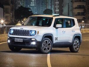 logo renegade portiera decal sticker jeep adesivo