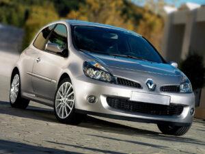 Renault Clio 3 RS gadget adesivi artestick