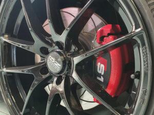 Audi kit adesivi pinze freni personalizzate Audi S1